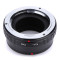 BGNING Camera Lens Adapter Ring for Rollei QBM Mount Lens to FX for Fujifilm FUJI X-Pro1 X-E2 X-T1 Lens Adapter QBM-FX