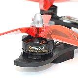 QWinOut 210mm RC Quadcopter Racer FPV Racing Drone ARF w/ 2300KV Motor 700TVL Camera OMNIBUS F4 Pro(V2) Flight Controller