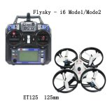 FEICHAO ET125 Mini Racer Racing Drone Brushless FPV RC Quadcopter RTF with FS-i6 RC Transmitter Controller
