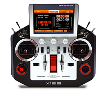 FrSky Taranis Horus X12S 2.4G 16CH ACCST Transmitter 6-axis Sensors Built-in GPS Telemetry Real-time Compitible FR-TX OPEN-TX