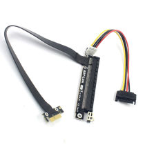 M2 NGFF NVMe Interface Extension Cable PCIe x16 Graphics Card Built-in Adapter