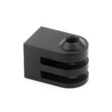 BGNING CNC Aluminum Alloy Mini Tripod Mount Outdoor Sports Camera Base Adapter for GoPro SupTig All 1/4  Screw Monopod