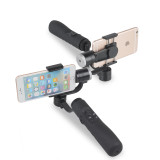 AFI V3 Camera Handheld Stabilizer Mobile Phone Triaxial Holder Gimbal Autodyne Gyroscope Live Support for GOPRO Gitup iPhone