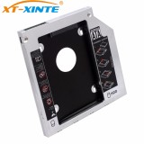 XT-XINTE 2nd 2.5 inch Hard Drive HDD SSD Enclosure Caddy Adapter 9.5mm SATA 3.0 For 2.5'' DVD CD-ROM Hard Disk Case 2TB for Lenovo