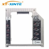 XT-XINTE 9.5mm SATA to SATA 3.0 SSD Adapter Spport sata3 HDD Hard Disk Drive Bracket 2.5 inch Mount for Apple MacBook Pro iMac Laptop