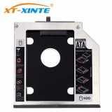 XT-XINTE SATA 3.0 SSD Adapter 12.7mm SATA Hard Disk Drive HDD Caddy Bay 2.5inch External Case Enclosure for IBM Thinkpad R400 R500 T420
