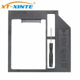 XT-XINTE 9mm Utrl Light SATA 3 TO SATA 3 Adapter Stand HDD Hard Disk Drive Enclosure Holder Mount Bracket for Laptop PC Computer