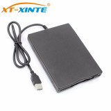 XT-XINTE USB 2.0 FDD Soft Drive External Optical Drives DVD ROM Player Desktop for Windows98SE/ME/2000/XP/Win7/VISTA/Mac OS 10.3