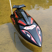 Flytec 2011-15C Mini Remote Control Speed Boat Airship Waterproof Electric RC Boat Children Model Toys