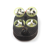 Tiny Whoover TW65 FPV Racing Hovercraft Drift Car with Integrated Frsky Receiver OSD LED