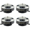 4pcs TAROT 5008 340KV 4kg Efficiency Motor TL96020 for T960 T810 Multicopter Hexacopter Octacopter