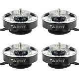 4pcs TAROT 5008 340KV 4kg Efficiency Motor TL96020 for T960 T810 Multicopter Hexacopter Octacopter