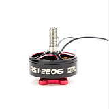 1Pcs EMAX RSII 2206 1700KV 1900KV 2300KV 2700KV Motor Brushless CW CCW 2-4S for FPV RC Racing Drone Racer Quadcopter