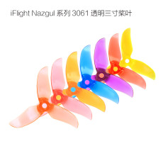 10 pairs iFlight Nazgul T3061 3061 3inch Propeller for FPV Racing Drone Quadcopter Frame Kit
