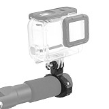 Sport Action Camera Holder Bike Bicycle Handlebar Mount 360 Degree Rotation for Gopro Hero 5 6 SJCAM Photo Cycling Accessories