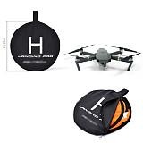 Portable Parking Apron 75cm Fast-fold Landing Pad for DJI phantom 3 4 Mavic Pro SPARK RC Drone