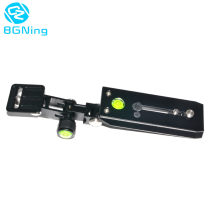 BGNING Telephoto Lens Long Focus Holder Support Bracket Kit 120mm QR Base Plate for Bird Watching SLR Camera Manfrotto Tripod