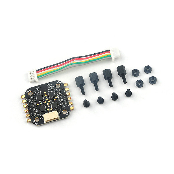 Ultra Small Teenypro 5A 4 in 1 Blheli_s Brushless ESC 1-2S Power Supply For FPV Racing Drone Quadcopter