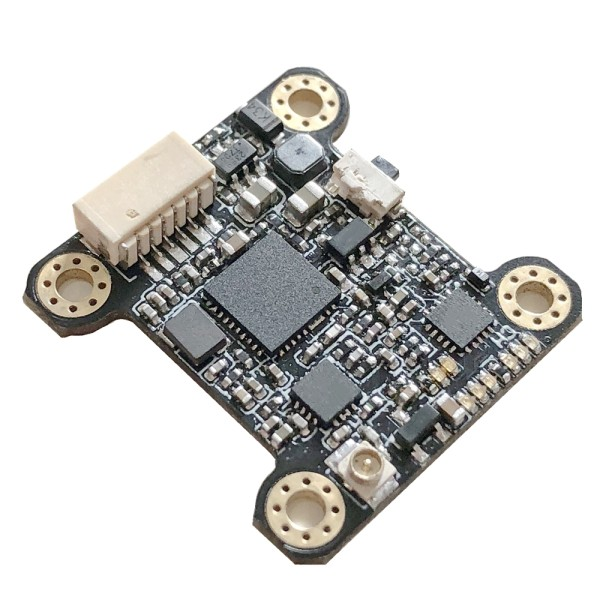 JMT TX600 25/100/200/400/600mW Switchable 48CH 5.8G FPV VTX Video Transmitter Module OSD Control for Racing Quadcopter RC Drone
