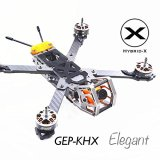 GEPRC GEP-KX Elegant Series Quadcopter Frame Kit 3K pure carbon fiber frame Set For DIY FPV RC UAV Multicopter