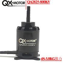 QX-MOTOR QA2825 Brushless Motor 700KV 800KV 850KV CW CCW 3-6S Lipo 55A/10S 4KG Thrust for Fixed Wing Plane RC Quadcopter Parts