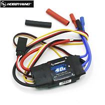 Hobbywing FlyFun V5 30A 2-4S / 40A 3-6S LiPo Electric Speed Control ESC w/ BEC Programmable for RC Multicopter Helicopter Plane