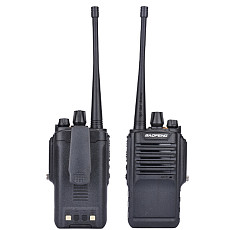 BaoFeng BF-9700 Portable Walkie Talkie 5W  UHF IP67 Waterproof Two Way Ham Professional Radio Comunicador Transceiver