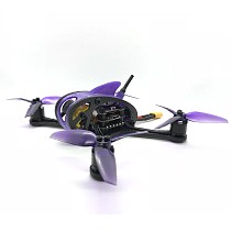 FullSpeed Leader 3 / 3 SE 130mm FPV Racing RC Drone Mini Quadcopter F4 OSD 28A BLHeli_S 48CH 600mW Caddx Micro F1 PNP / BNF for FRSKY FLYSKY