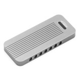 XT-XINTE USB3.1 Type C NVMe SSD Enclosure Adapter M KEY Connector M.2 NGFF to USB 3.1 Converter Hard Disk Drive HDD Case Aluminum HDD Box