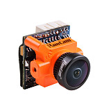 RunCam Micro Swift 600TVL 2.1mm 2.3mm IR Blocked 1/3 CCD FPV Camera PAL/NTSC 5.6g for FPV Racer Drone