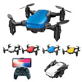 Feichao SG800 Mini RC Quadcopter Foldable WiFi FPV Drone 2.4G 4CH Pocket Camera Drone Altitude Hold