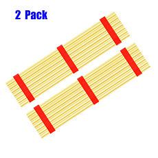 XT-XINTE 2Pcs Aluminum Heatsink Passive Cooling Heat Sinks Dissipation Radiators with Thermal Pads for M.2 NGFF SSD 2260 2280 72x22x3mm