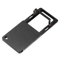 BGNING Stabilizer Conversion Splint Aluminum Adapter Fixture Gimbal Clip For Zhiyun Feiyu Gopro Sports Camera
