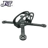 JMT Leader 3SE 130mm / Leader3 130mm Carbon Fiber Frame Kit 31g / 24g for Mini RC FPV Racing Drone Spare Part DIY Quadcopter Acc