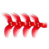 2Pairs Emax AVAN Blur 2 inch 3-blades CW CCW Propeller Props for Babyhawk Racer FPV Mini Drone Quadcopter