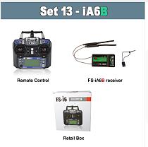 Flysky FS I6 2.4G 6CH Transmitter TX + IA6B Receiver RX For RC Quadcopter Drone