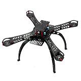 X4 360 mm Wheelbase FiberGlass Alien Across Mini Quadcopter Frame Kit DIY RC Multicopter FPV Drone