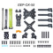 GEPRC Pika 220mm GEP-OX-X5 GEP-OX-H5 / 230mm GEP-OX-S5 5  RC Quadcopter Frame Kit Arms Structure X/H Carbon Fiber Racing Drone
