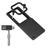 BGNING Adapter for Sony RXO Gopro Hero 5 4 Session Cameras Bracket Switch Plate for DJI OSMO Zhiyun Feiyu Tripod Stabilizer Gimbal Stabilizer