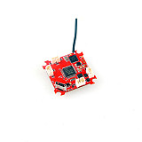 JMT 4 IN 1 Crazybee F3 Flight Controller OSD Current Meter 5A 1S Blheli_S ESC Compatible DSM/2 DSM/X Receiver for RC Whoop Drone