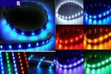 JMT 3528 SMD Waterproof LED Flexible Strip 30CM 15 LED Car Light Strip 12V Soft Light Decorative Lights