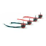 Happymodel Mobula7 SE0802 0802 1-2S Brushless Motor 16000KV 19000KV 1.0mm Shaft Diameter Mini Motors for Indoor FPV Racing Drones