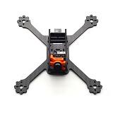 JMT 3 inch Carbon Fiber Rack 135mm Wheelbase FPV Racing Drone Quadcopter Frame Kit fit for 1106 1306 1407 1506 Motor