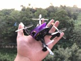 JMT Leader 2.5 SE 120mm FPV Racing RC Drone Mini Quadcopter F3 OSD 28A BLHeli_S 48CH 600mW Caddx Micro F2 PNP / BNF for FRSKY FLYSKY