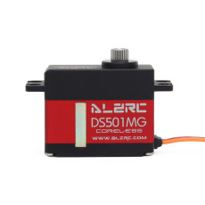 ALZRC DS501MG Medium Digital Metal Locked Rudder Servo For RC Helicopter Aircraft