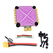 Flycolor 4 in 1 BLHeli32 ESC X-CLOSS BL-32 40A Electronic Speed Controller for FPV Racing Drone Quadcopter Aircraft