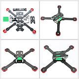 Frog 218mm 2.4G 6CH RC Racer Drone Betaflight F4 Pro V2 BLHeli-s 30A 5.8G 25/200/400mW VTX Mini 700TVL Camera FPV Quadcopter
