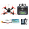 QWinOut 210mm RTF FPV Quadcopter Racing Drone Mini Racer with Flysky FS I6 Transmitter OMNIBUS F4 Pro(V2) Flight Controller