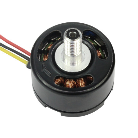 1 Pair Original Hubsan H501S CW / CCW Brushless Motor H501S-07 / H501S-08 RC Part for Hubsan H501S RC Quadcopter