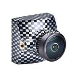 RunCam Racer FPV Camera 700TVL Super WDR CMOS Sensor 2.1mm M8 Lens Integrated OSD NTSC/PAL DC 5-36V for FPV Racing Drone
